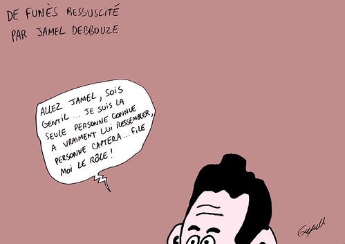 10_Jamel Debbouzze ressuscie De funès