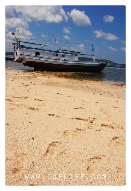 pasir pulau liukang