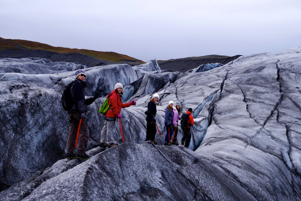 冰島-冰與火的世界