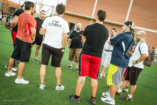 Clinic Murcia Cobras-FEFARMU