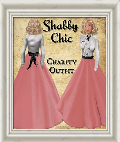 Shabby Chic Charity Outfit by Shabby Chics