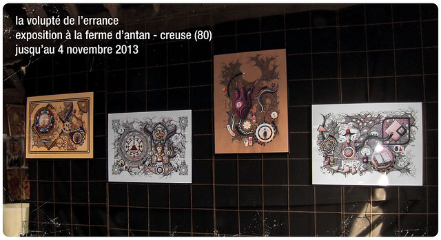 Exposition - La ferme d'antan - Creuse 2013