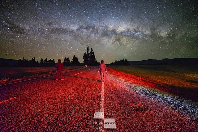 Milky Highway Part II