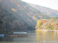 Arashiyama, Kyoto city in Japan: 嵐山、京都