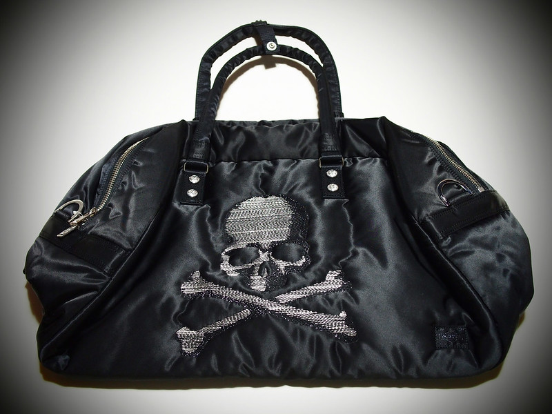 PORTER × mastermind JAPAN | Boston Bag (L)