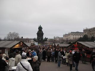Christmas market (Wien 2008)