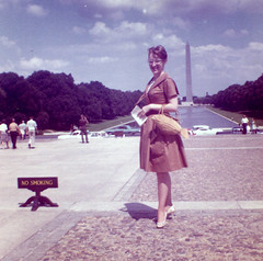 My Sister Washington DC early 1960s
