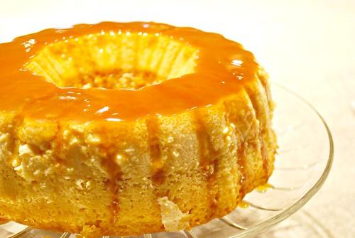 Kahlúa Flan Cake