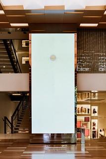 """Alaya"" screening - ""Infinite Renew"" exhibition by Mariko Mori at L'Espace Louis Vuitton Tokyo"