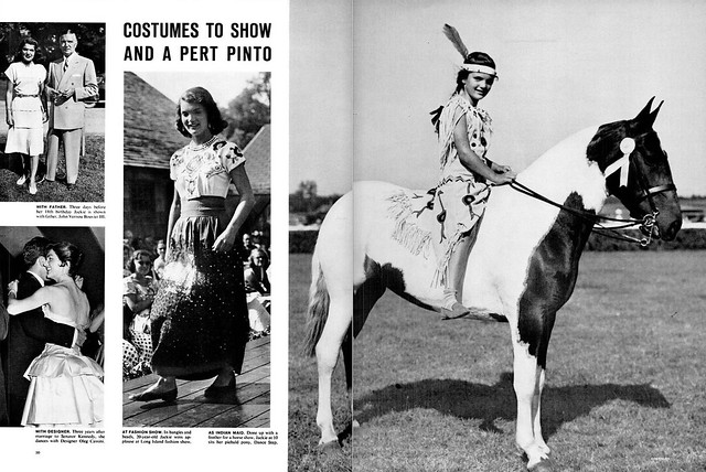 LIFE Magaxine APRIL 26, 1963 (4) - COSTUMES TO SHOW AND A PERT PINTO