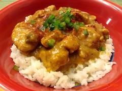 Chicken Curry via MeatFireGood.com