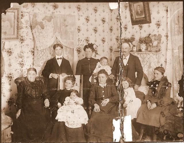 lou ann moore family