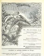 """British Library digitised image from page 121 of """"Des illustrirte Kriegs-Panorama. Populäre Geschichte des Krieges zwischen Oesterreich, Preussen und Italien in Jahre 1866, etc"""""""