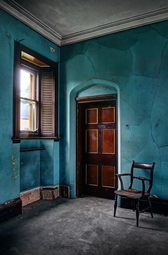 The Blue Room (explore)