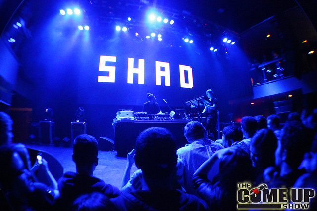 Shad K at The London Music Hall