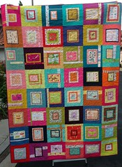 Heather Ross Fussy Cut Challenge Quilt