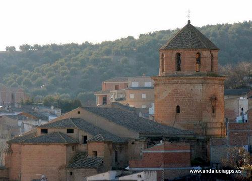 Jaén - Huelma - Iglesia de Nuestra Señora de la Inmaculada Concepción - 37 39' 4 -3 27' 24
