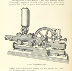 """British Library digitised image from page 60 of """"Mine Drainage ... Second edition, rewritten and enlarged. With ... illustrations"""""""