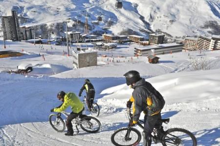 Tipy na zajímavé lednové akce v Les Menuires