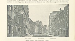 "British Library digitised image from page 160 of ""King's Handbook of New York City. An outline history and description of the American metropolis. With ... illustrations, etc. (Second edition.)"""