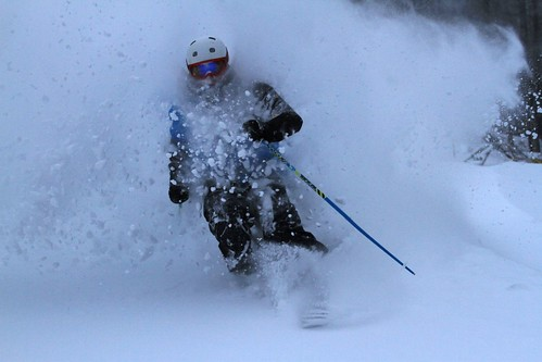 Loon Mountain Powder Day