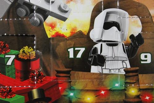 LEGO Star Wars 2013 Advent Calendar (75023) - Day 17