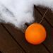 orange balloon by It'sGreg