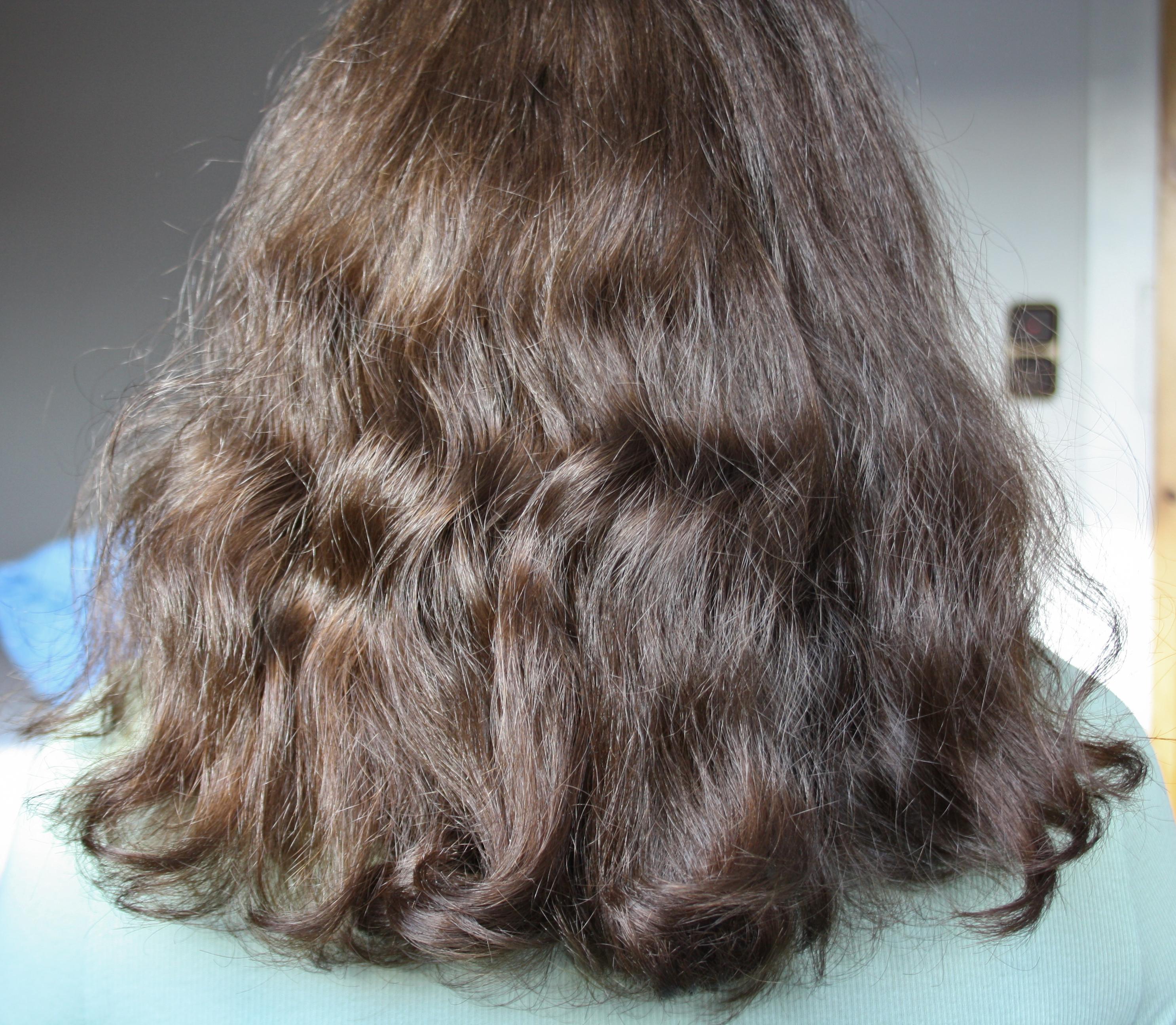 Haarfarbe braun natur