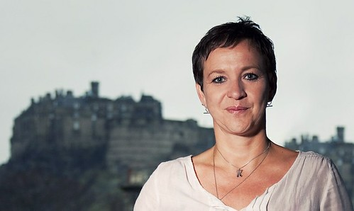 Kath Mainland, Chief Executive of the fringe will be on the panel for the participants roadshow. Photo © Janeanne Gilchrist for the Edinburgh Festival Fringe Society