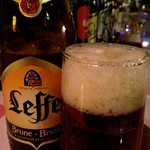 ベルギービール大好き! レフ・ブラウン Leffe Brune