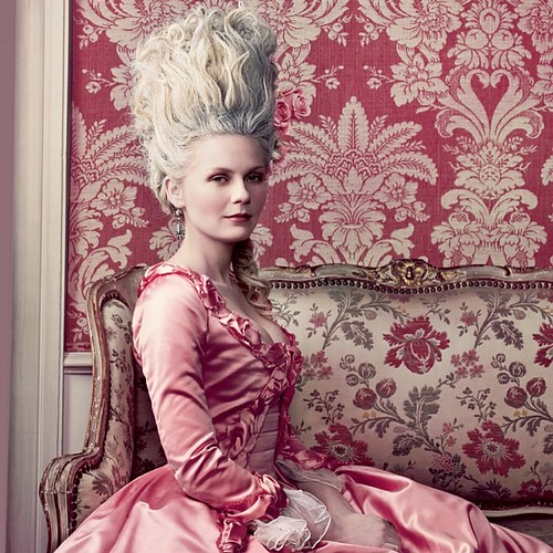 #KirstenDunst, September Issue of #Vogue, 2006...  '-) #MarieAntoinette by kevindiemert