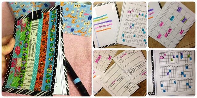 Diy Calendar Nim C : Awesome diy planner ideas ihanna s
