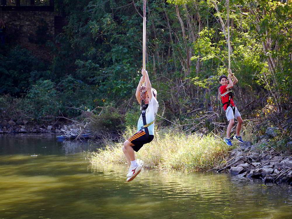 tarzan swing - pattaya