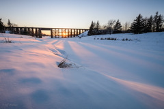 Sturgeon River - Winter
