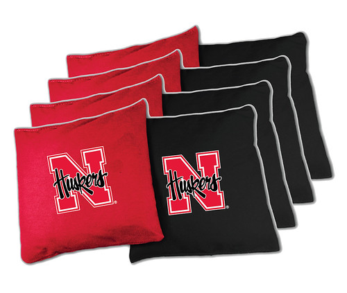 Nebraska Cornhuskers Cornhole Bags