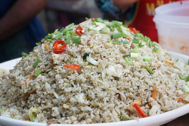 Halal breakfast in Penang Astaka Taman Tun Sardon-008