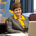 Deputy Secretary Krysta Harden hosts a Google Hangout