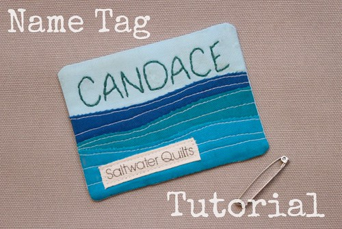 Name Tag Tutorial