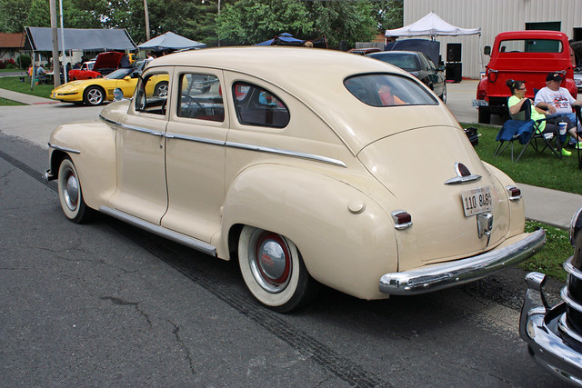 1947 plymouth special deluxe 4 door sedan 4 of 4 for 1947 plymouth 4 door sedan
