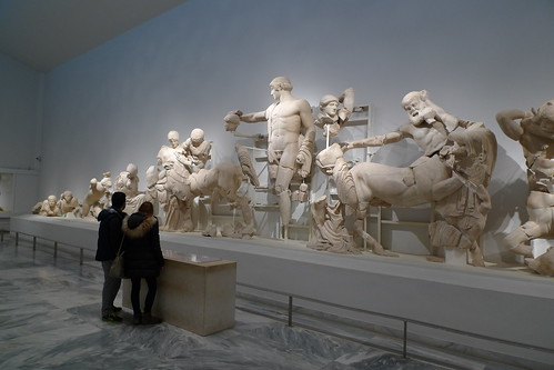 Museum - Ancient Olympia, Greece
