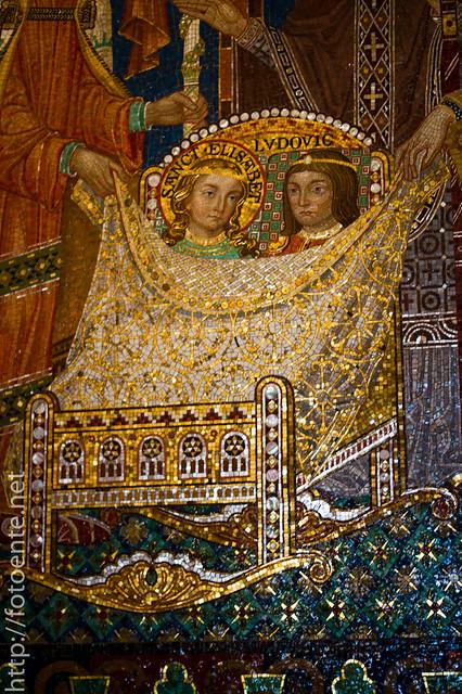 Heiligen Bildniss
