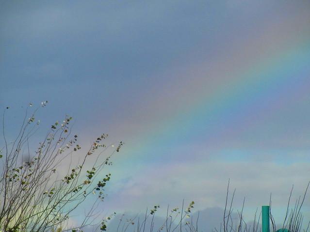 Fragmento de arco iris