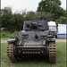 Pz.Kfw. 38(t)_Beltring 2008_England_Captured German tank. Tank is made by Czech and Czech production