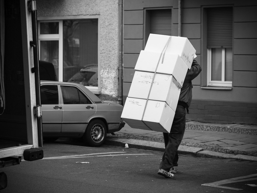 Mover at Work