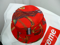 Supreme + Playboy + Vans / Supreme Remington Crusher bucket hat