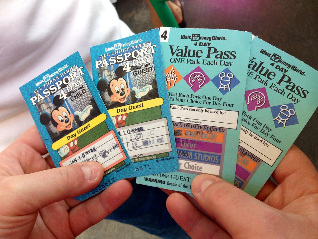 Old school tickets