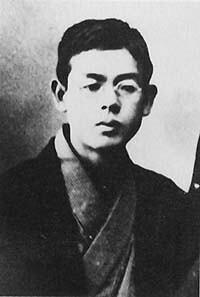 日本音樂家,瀧廉太郎。圖片來源:維基百科。