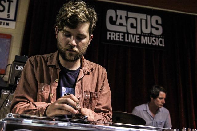 Robert Ellis @ Cactus Music