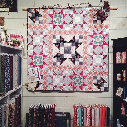 Nordika Quilt at Mill House Quilts