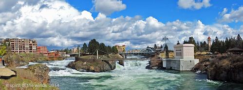 spokaneriver spokaneriverfalls spokanewashingtonstate